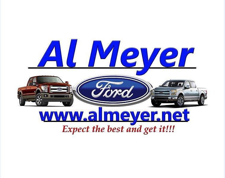 Al Meyer Logo with website