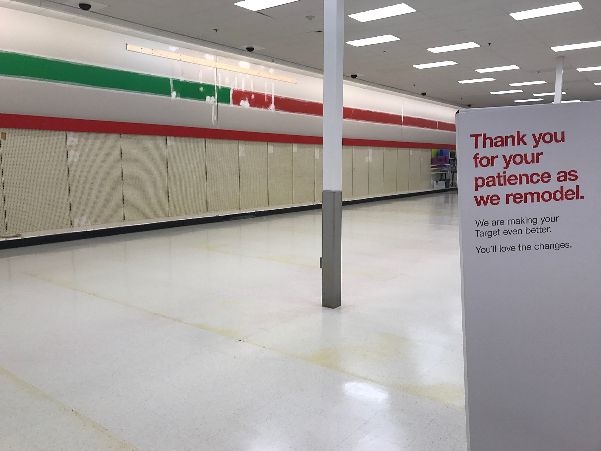 Target Vacant