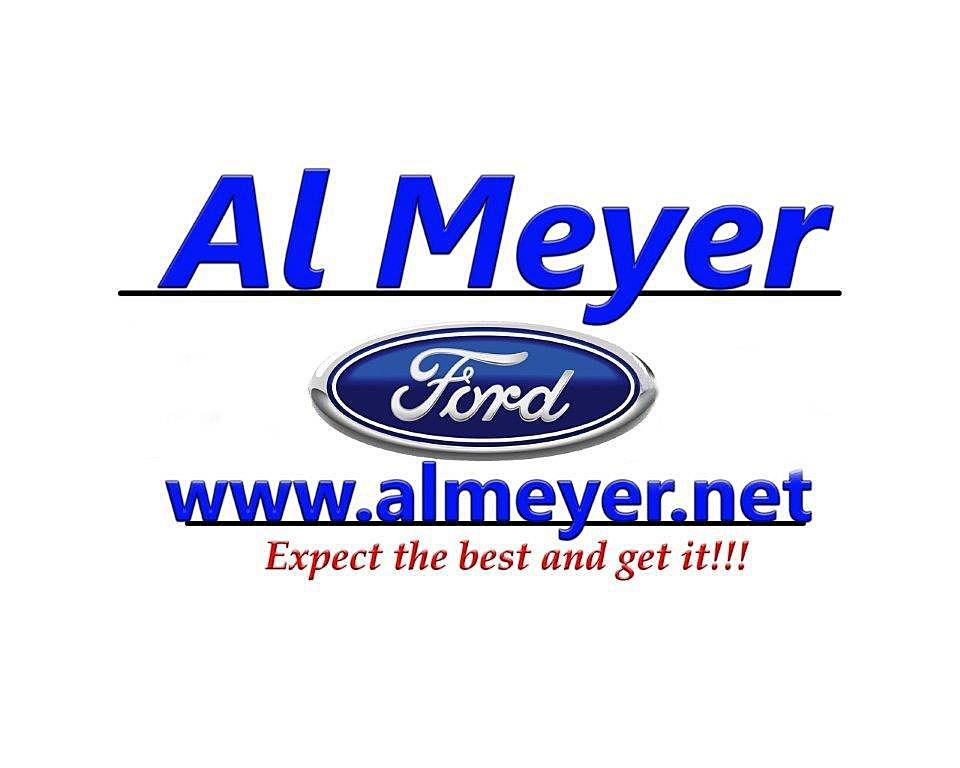Al Meyer Ford Logo without vehicles