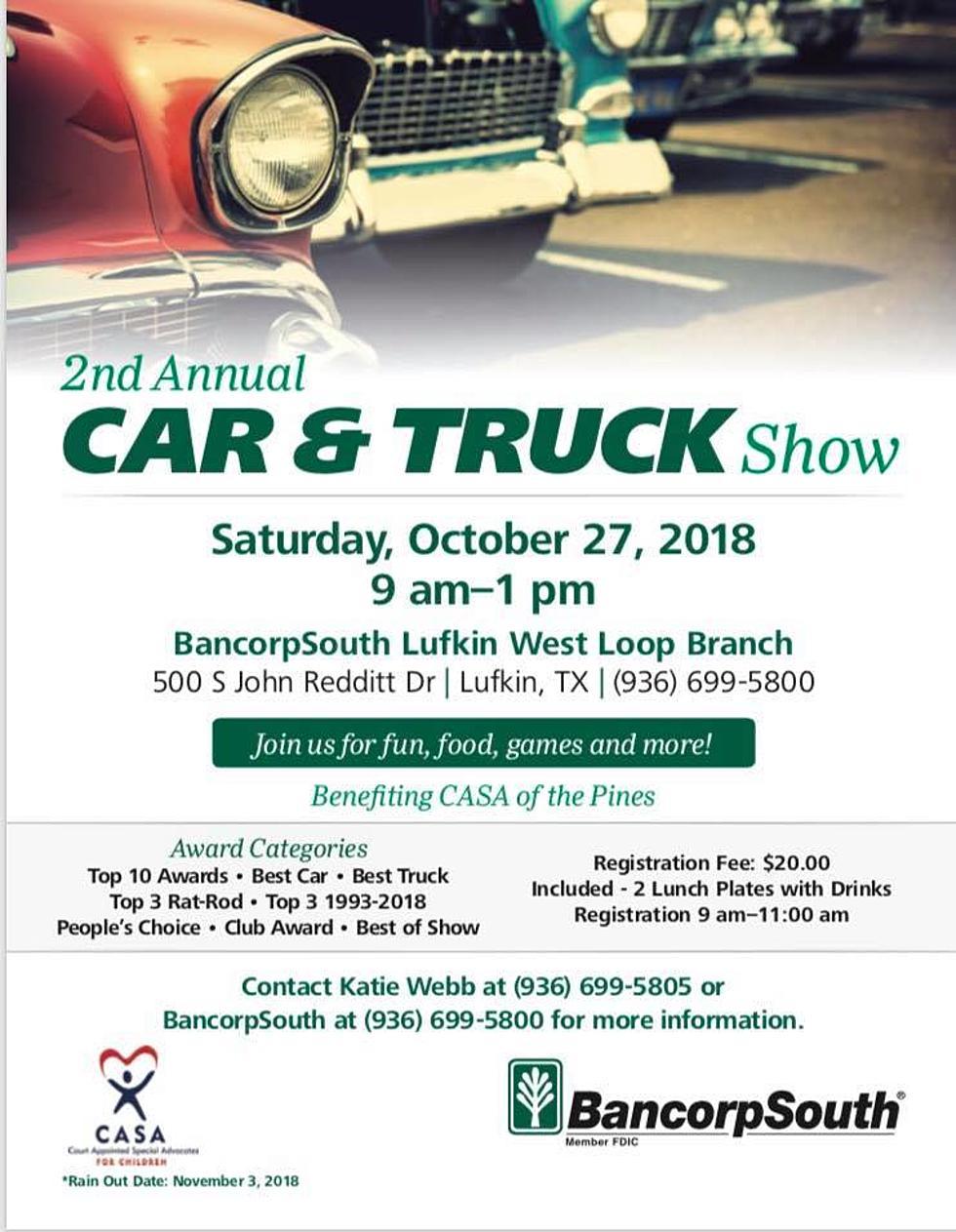 Benefit Car Show Coming In October - Fun car show award categories